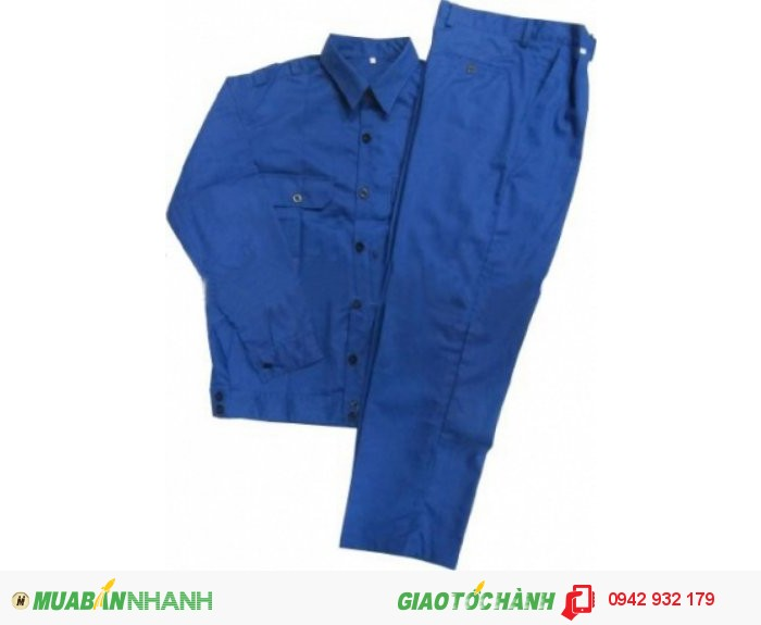 Quần áo vải bảo hộ